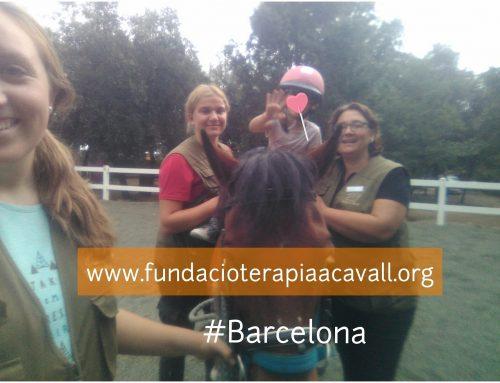 Una estudiant de Dinamarca fa un voluntariat a la FTAC