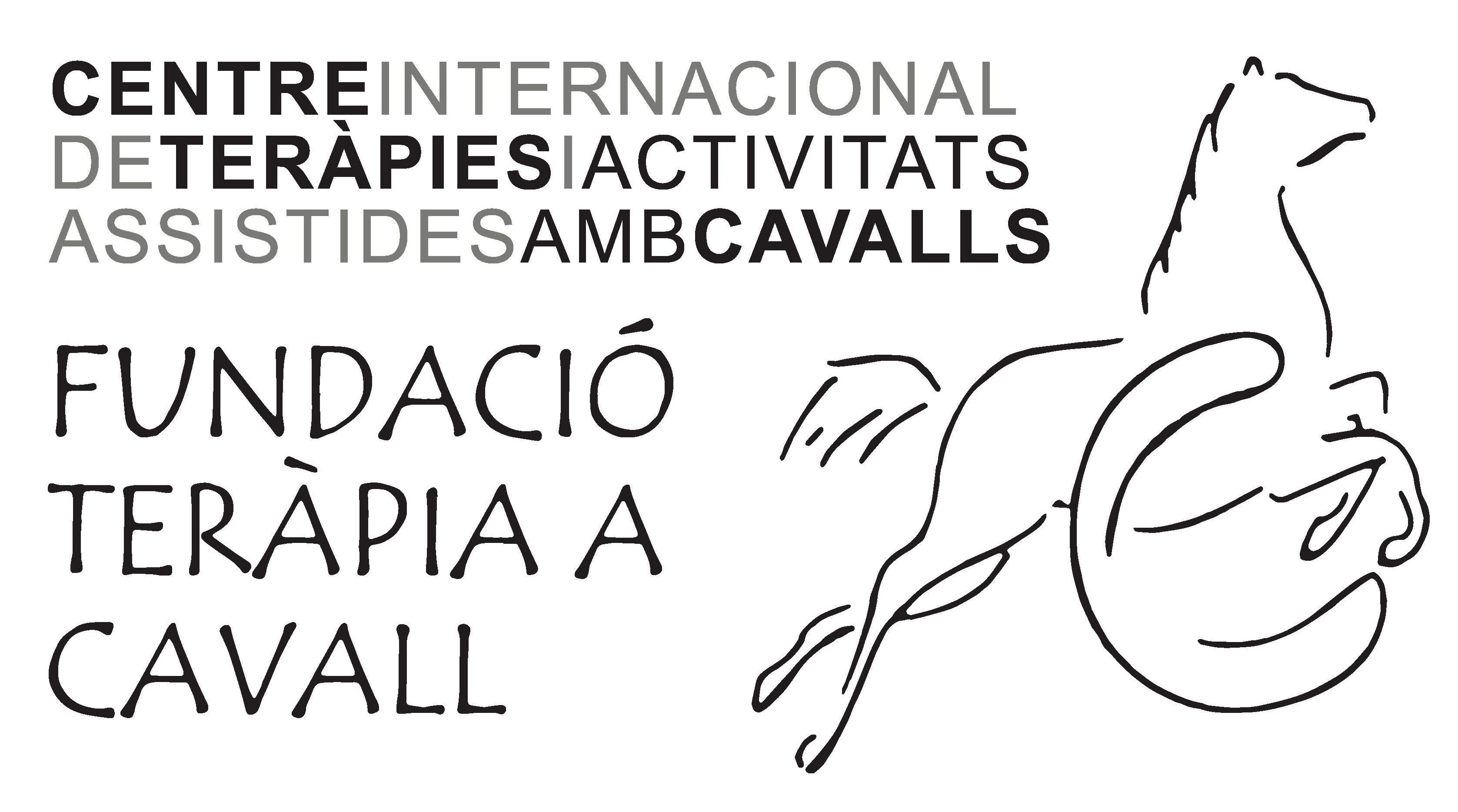 Fundació teràpia a cavall Logo