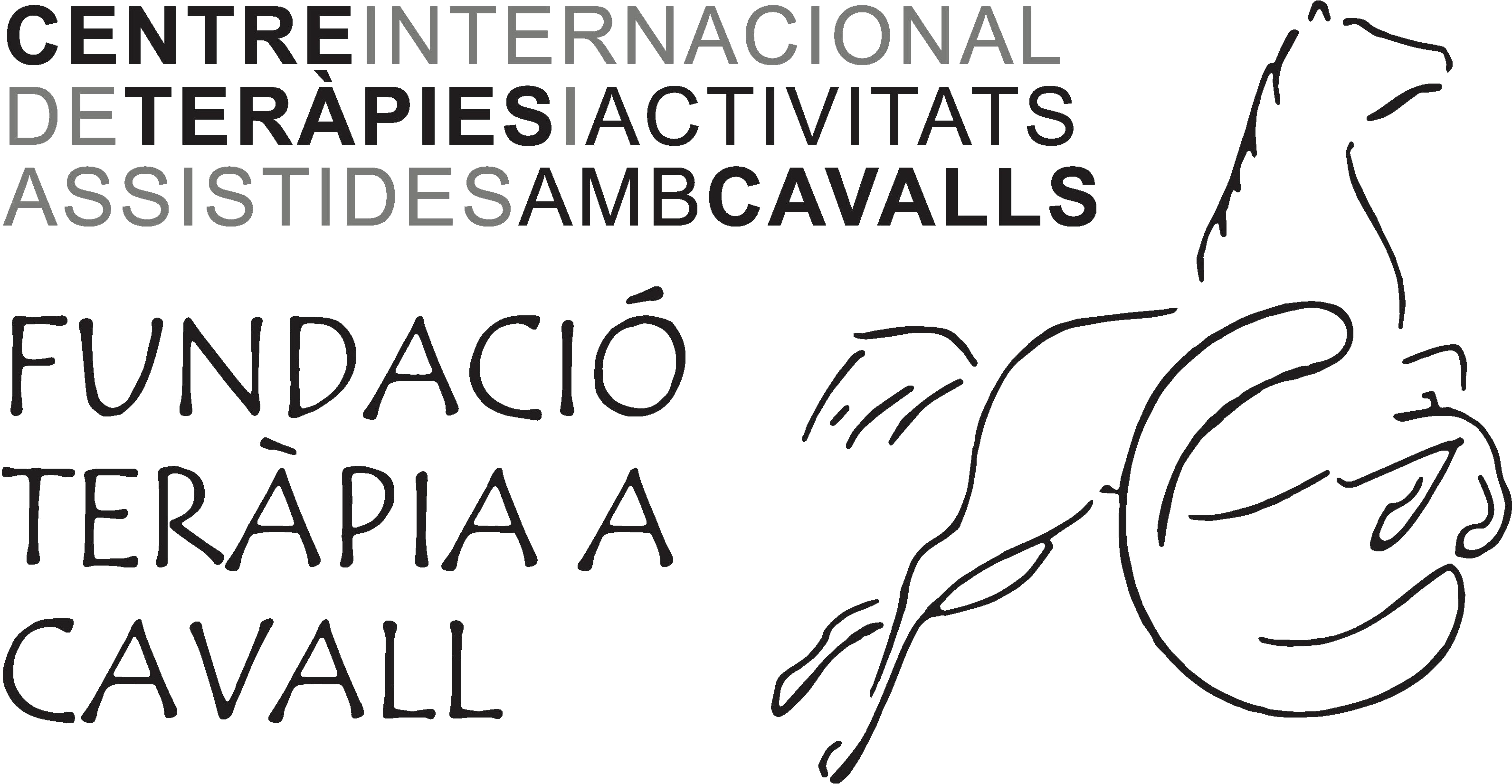 Fundació teràpia a cavall Logo